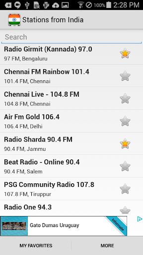 Radios from India