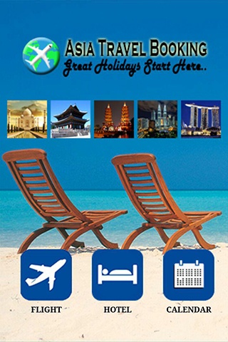 Asia Travel Booking