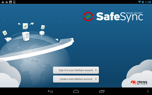 SafeSync™ - screenshot thumbnail