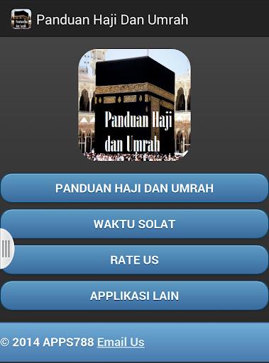 Panduan Haji dan Umrah