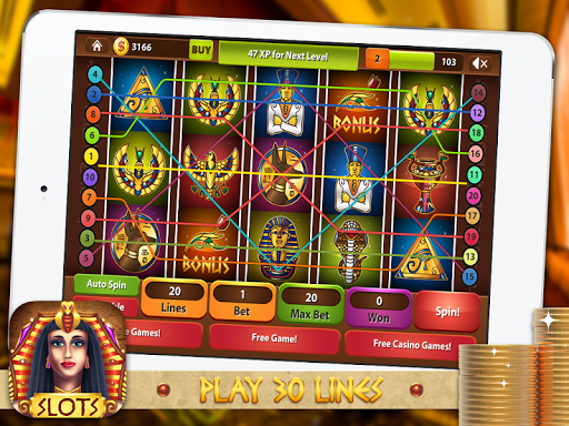 免費下載博奕APP|エジプトのスロットのクレオパトラ女王 app開箱文|APP開箱王