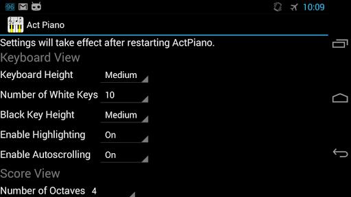 玩免費音樂APP 下載Act Piano: 钢琴音符五线谱演示与练习 app不用錢 硬是要APP