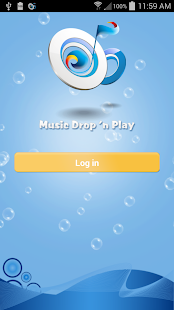 Music Drop 'n Play for Dropbox- screenshot thumbnail