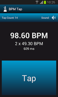 Mobile Studio Metronome- screenshot thumbnail