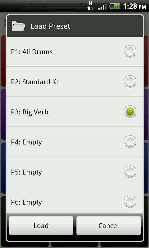 Electric Drums Free - screenshot