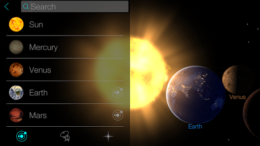 Solar Walk: Explore the Universe in Planetarium 3D  screenshots 22