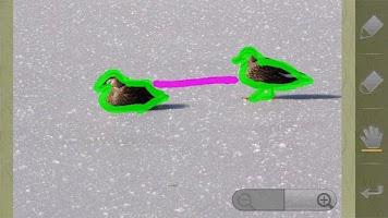 Screenshot of Space Eraser