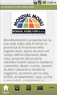 Arredamenti Mondialmobili - screenshot thumbnail