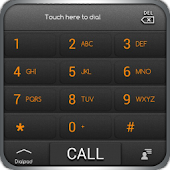 GO Contacts ICS Grey Theme