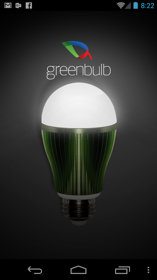 Greenbulb- screenshot