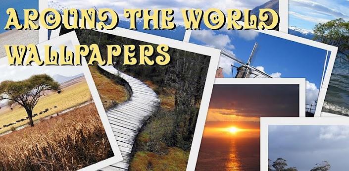 Коллекция Живых обоев пейзажи разных стран мира