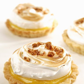 Lemon-Almond Meringue Tart