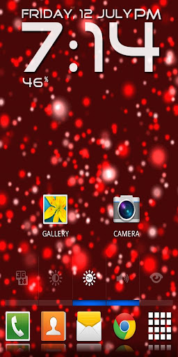 RED PARTY -CAYD LiveWallpaper