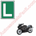 AutoescuelaFacil Permiso A logo