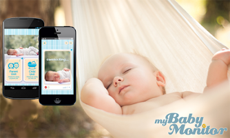 Screenshot of MyBabyMonitor Video-Audio Lite