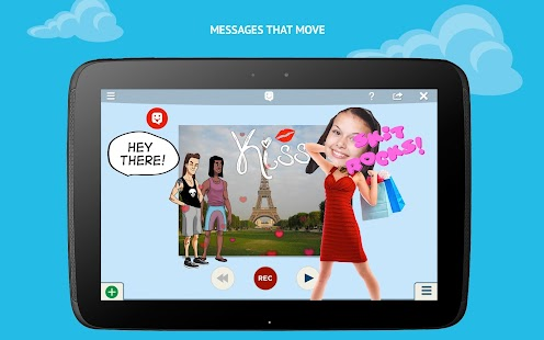 SKIT! Animated Video Messages - screenshot thumbnail