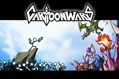 Cartoon Wars 1.1.7 screenshots 1