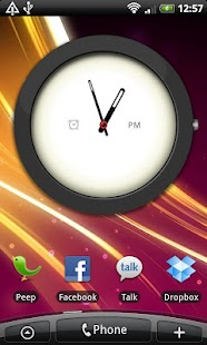 Big Clock Widget - screenshot thumbnail