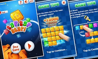 Screenshot of Tap Tap Star