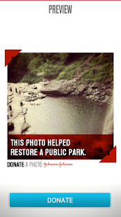 Donate a Photo - screenshot thumbnail