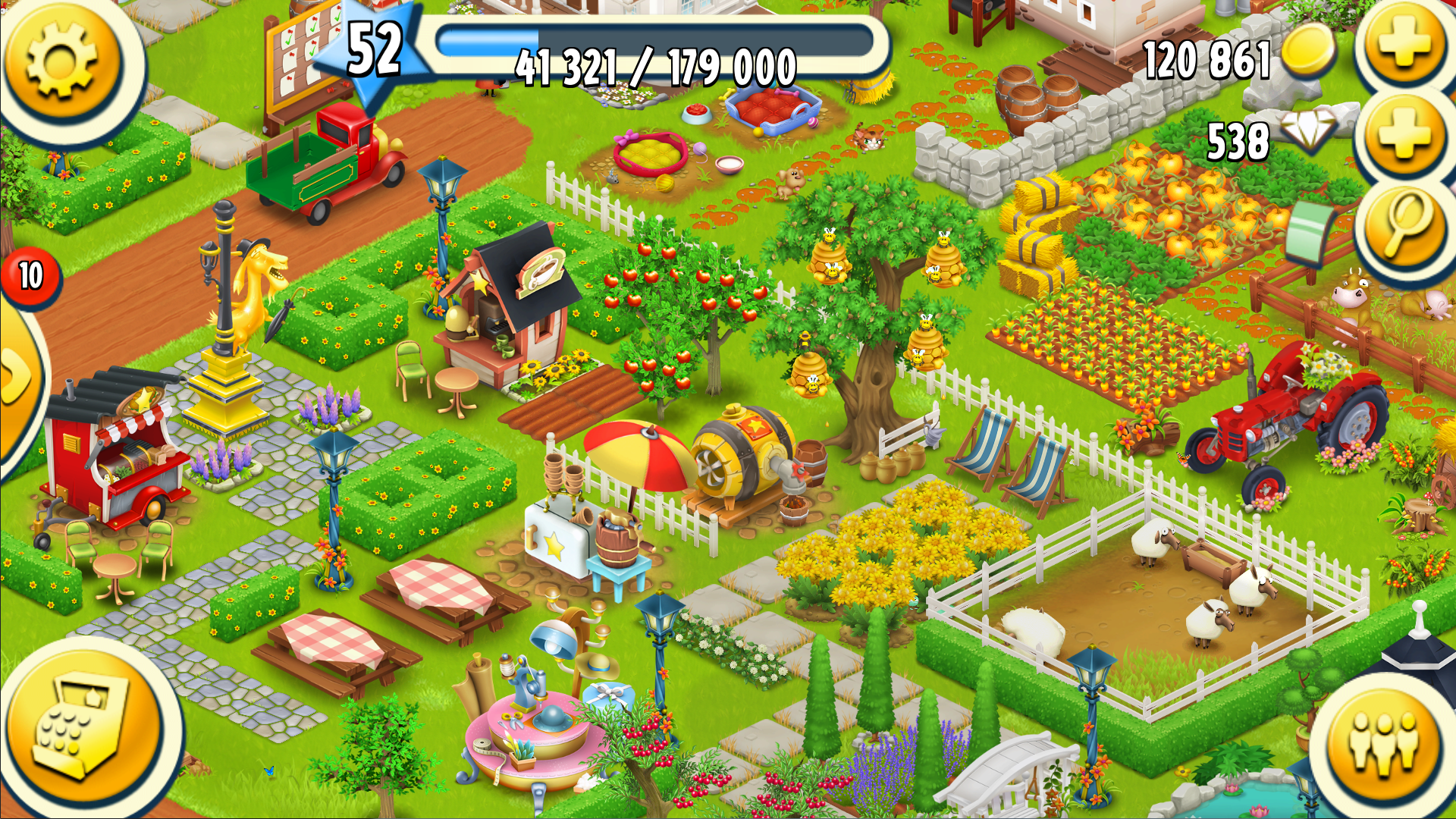 Hay Day Mod Apk ( Unlimited Money/ Daimond/ Gems) Download 4