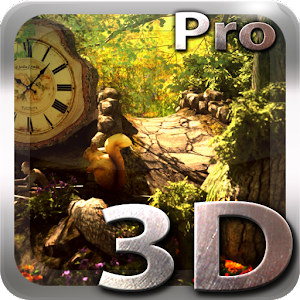 Fantasy Forest 3D Pro lwp 個人化 App LOGO-APP試玩