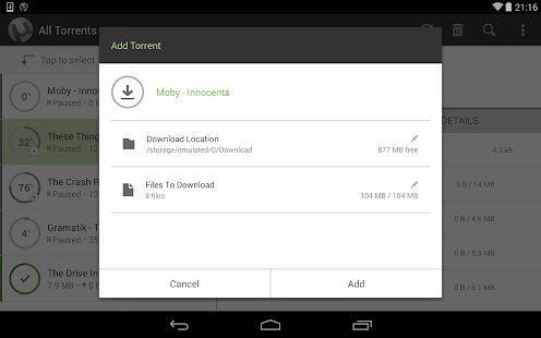 µTorrent Pro Torrent Download App v5 3 3 [Premium]