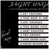 Best of Jagjit Singh Ghazals