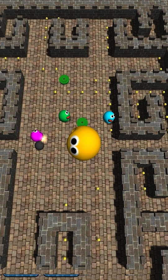 Pill Man 3D- screenshot