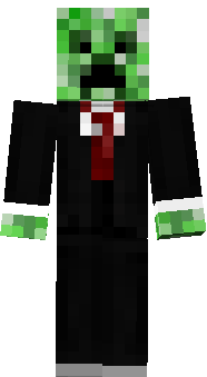 Creeper in a suit (Xbox 360) - NovaSkin gallery ...