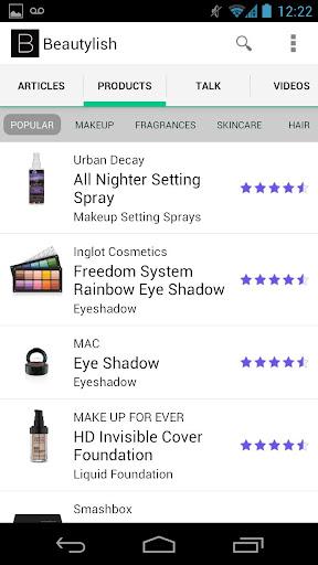 Beautylish: Makeup Beauty Tips  screenshots 4