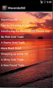 Waverider Bill- screenshot thumbnail
