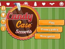 Screenshot of Candy Case Seasons