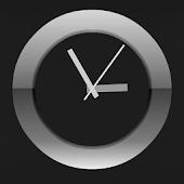 Titanium Luxury Clock LW