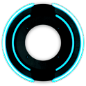 Neon Disk Live Wallpaper Lite icon