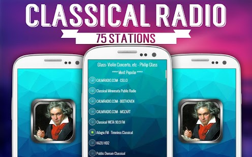 Free Classical Radio- screenshot thumbnail