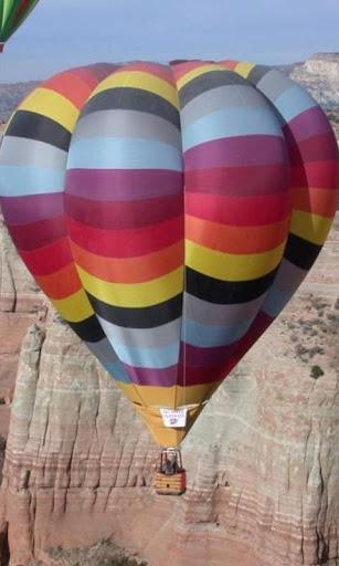 高空探测气球壁纸