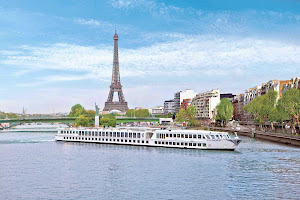 Can you really cruise to Paris? Bien sur! Discover the iconic Eiffel Tower on a Uniworld luxury cruise to Paris aboard River Baroness.