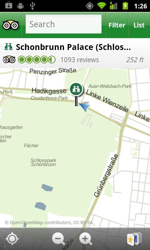 Vienna City Guide screenshot #2