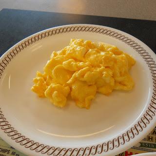 Cheese Eggs.
