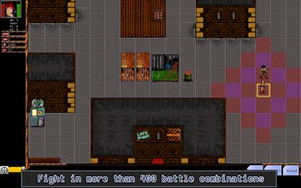 Cyber Knights RPG Screenshot 8
