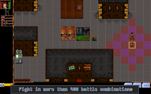 Cyber Knights RPG Screenshot 16