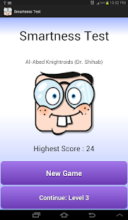 Brain Games - Smartness Test