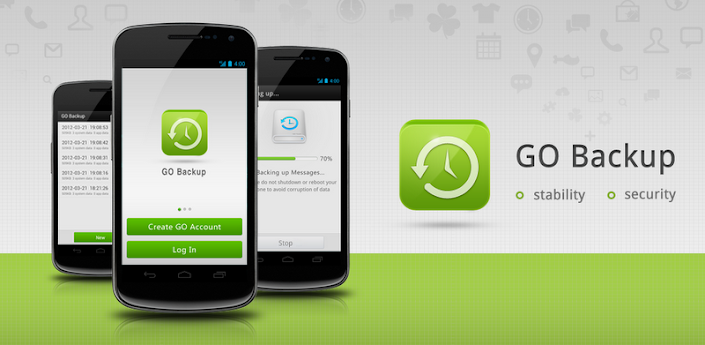 GO Backup apk