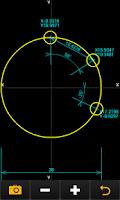 Screenshot of CNC Bolt Pattern