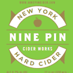 Logo of Nine Pin Hard Cider