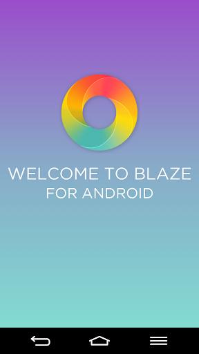 Blaze Browser