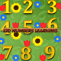 Kid Numbers Learning icon