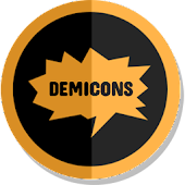 All New Demicons - Icon Pack