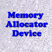 Memory Allocator Device (MAD)
